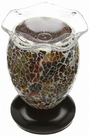 Busy Bee Candles Electric Wax Tart Warmer Magma
